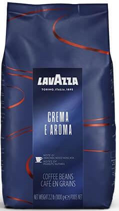 Кофе Lavazza Crema e Aroma 1 кг в зернах./Лавацца Крема Арома/