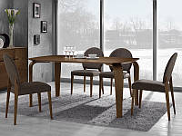 Стол обеденный деревянный MEZZO Signal орех