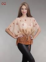 Летняя блузка шифон 02, фото 1