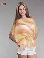 Летняя блузка шифон 09, фото 1