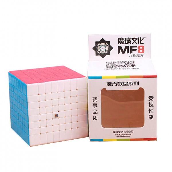 Кубик Рубика 8х8 MF8 (цветной) MoYu