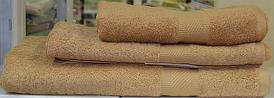 Полотенце махровое 100% хлопок 70х140см Плотность 500 гр/кв.м в ассортименте