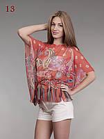 Летняя блузка шифон 13, фото 1