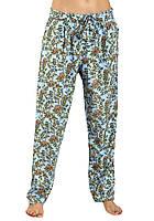 Женские  летние брюки батальные софт