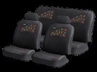 Чехлы на автомобильные сидения Hadar Rosen BUTTERFLIES Черный 10226