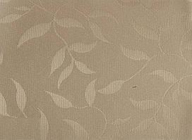 Готовые рулонные шторы Ткань Натура 502 Бежевый