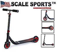 "Двухколесный самокат Scale Sports ""Stunt Step"""