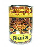 Лак Gaia паркетний алкідно-уретановий 0,8 кг