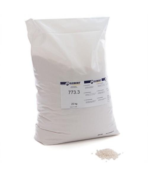 Ненаполненный 773.3 (20кг) прозрачный клей-расплав для кромкооблицовывания КЛЕЙБЕРИТ (Kleiberit)