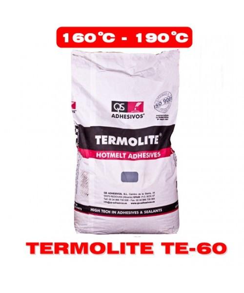Клей-расплав QS Adhesivos S.L. TERMOLITE TE-60 25кг (Среднетемпературный)