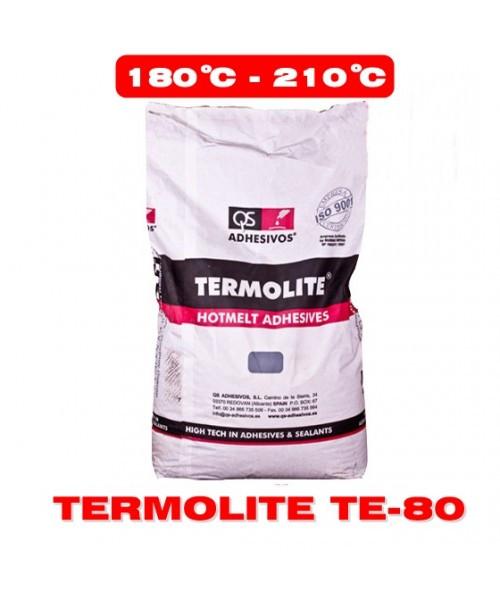 Клей для кромки Термолайт ТЕ-80 (25кг) Высокотемпературный TERMOLITE TE-80