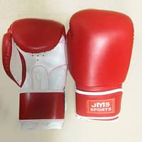 Перчатки боксерские 8-12 OZ JMS Польша
