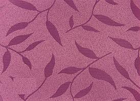 Готовые рулонные шторы Ткань Натура 512 Фиолетовый