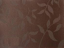 Готовые рулонные шторы Ткань Натура 515 Шоколад
