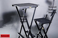 Кофейный столик, раскладной. Барный стол складной