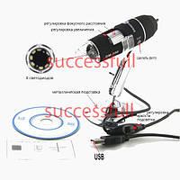Микроскоп USB 500х