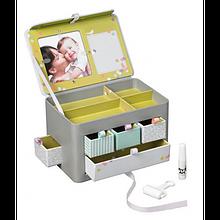 Пам'ятна скринька дитини з відбитком ручки або ніжки Baby Art Treasure Box