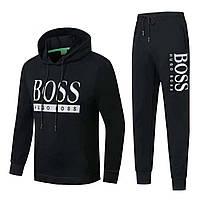 Спортивный костюм Hugo Boss Cotton M Чёрный (88219)