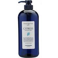 Hair Soap With Cypress 720 мл. Шампунь с маслом японского кипариса