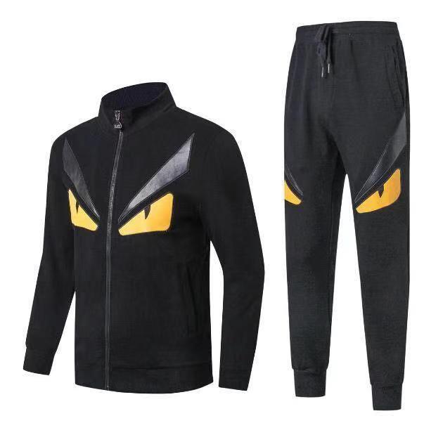 Спортивный костюм Fendi XXL Чёрный (88222)