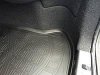 Резиновый ковер  в багажник для Honda Pilot (2008)