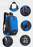 Рюкзак CYP спортивный красный, фото 7