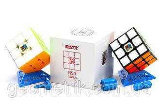 Кубик Рубіка 3x3 MoYu MF3 RS3 (підставка, викрутка, 2 картки) (кольоровий)