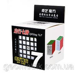 Кубик Рубика 7х7 Qiyi QiXing  (чёрный)