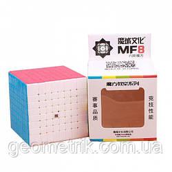 Кубик Рубіка 8х8 MF8 (кольоровий) MoYu