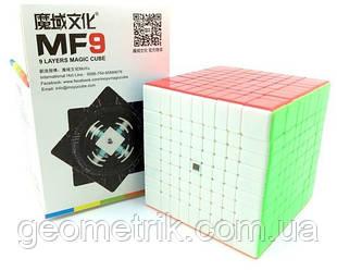 Кубик Рубика 9х9 MF9 (цветной) MoYu