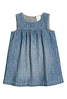 Детский джинсовый сарафан для девочки  1,5-2 года