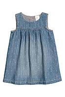 Дитячий джинсовий сарафан для дівчинки 1,5-2 роки
