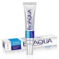 Крем для лица Анти Акне BIOAQUA Pure Skin Acne Rejuvenation & Cream (30мл)