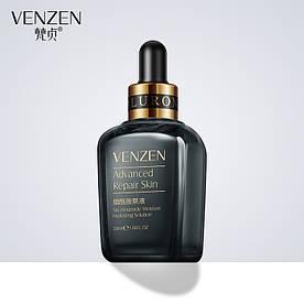 Сыворотка для лица увлажняющая и выравнивающая VENZEN Natural Organic Nicotinamide Moisture Hydrating Solution (30мл)