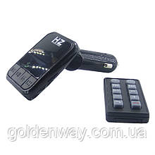 Автомобильный FM трансмиттер модулятор MOD. HZ H86 BT  Modulator Bluetooth музыка MP3 с USB