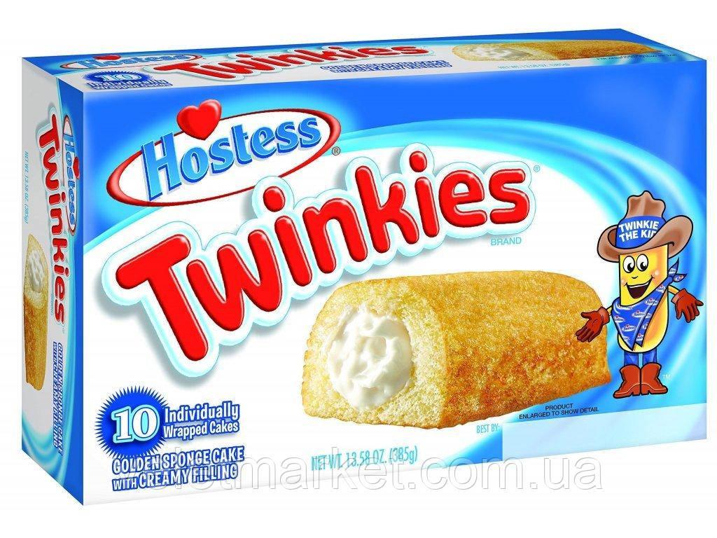 Бисквит Hostess Twinkies Ваниль 385 г