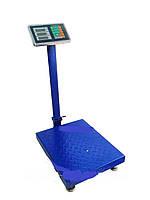 Весы торговые платформенные усиленные 300 кг P6300Z продажа по 2 ед.