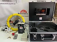 Видеодиагностика труб, ендоскоп для канализации, видео инспекция