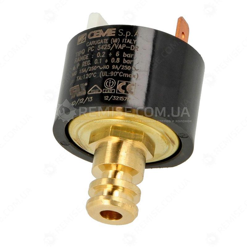 Датчик давления Vaillant TURBOmax, ATMOmax - 712087