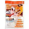 Вакуумные пакеты для хранения вещей Размер 80х120 см, фото 3