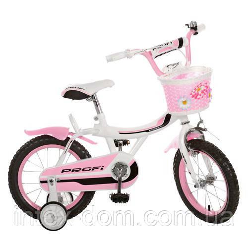 Велосипед PROFI детский 14д. 14BX406-3