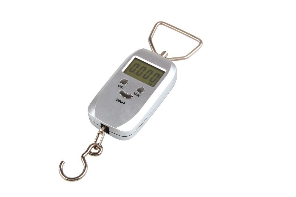 Портативные электронные весы с крюком до 40кг S016