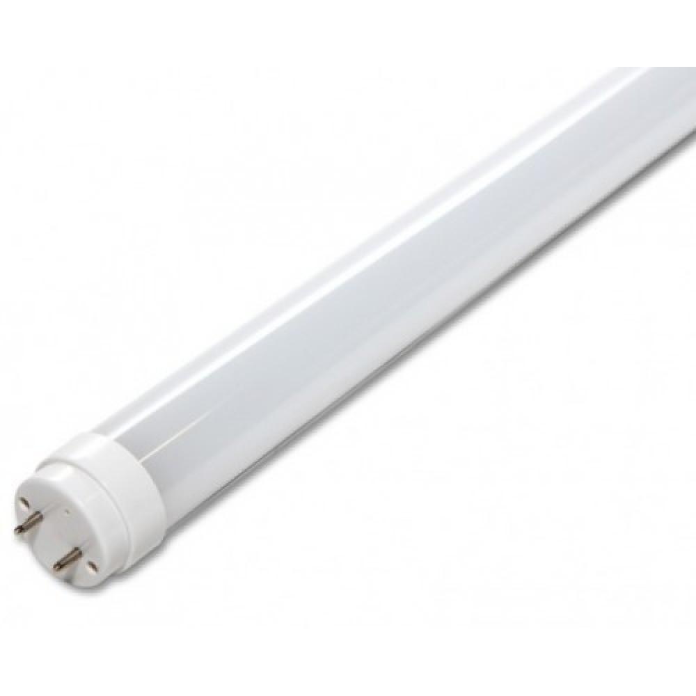 Светодиодная лампа Lemanso T8 G13 18W 6500К стекло 230V Код.58401