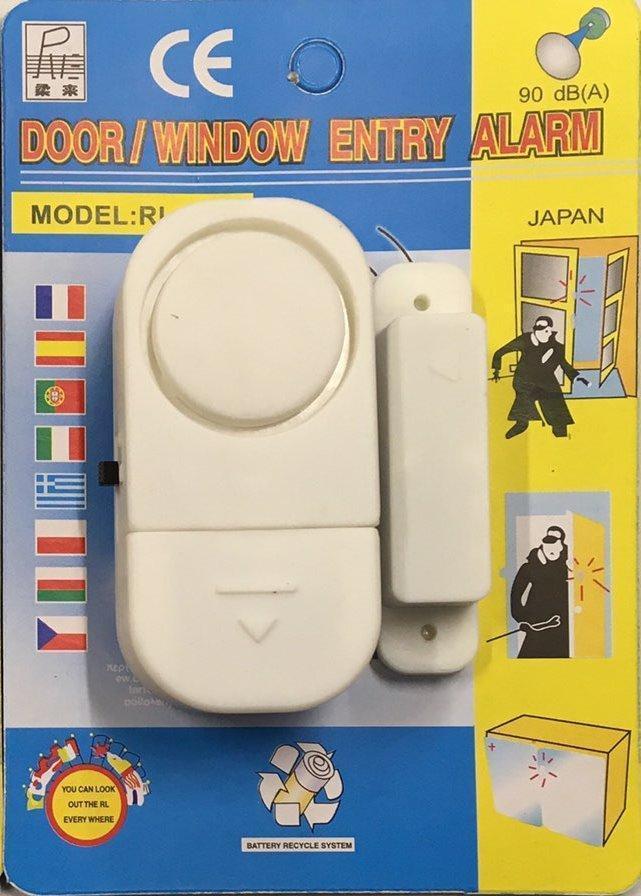 Дверная и оконная сигнализация (door/window entry alarm) RL - 9805