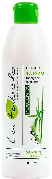 Акція -35% Бальзам La Fabelo Hair Balsam восстановительный , 300 мл