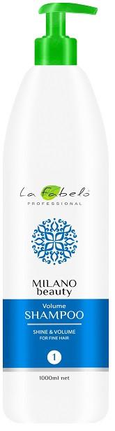 Акція -35% Шампунь La Fabelo MB  Volume для тонких волос  1000 мл