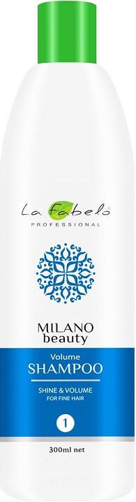 Акція -35% Шампунь La Fabelo MB  Volume для тонких волос  300 мл