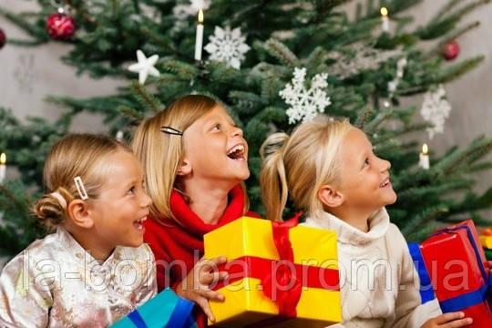 Подарки детям на Новый год.Как выбрать подарки детям на Новый год?