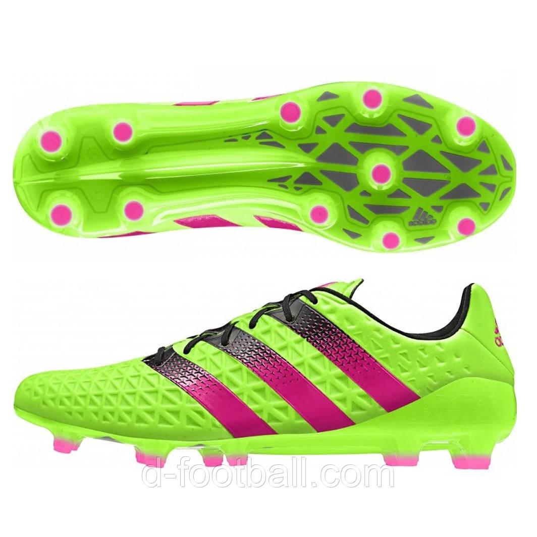 the best attitude 59502 1412c Футбольные бутсы Adidas ACE 16.1 FG/AG AF5083 купить, цена в  интернет-магазине — «D-Football»   954989890