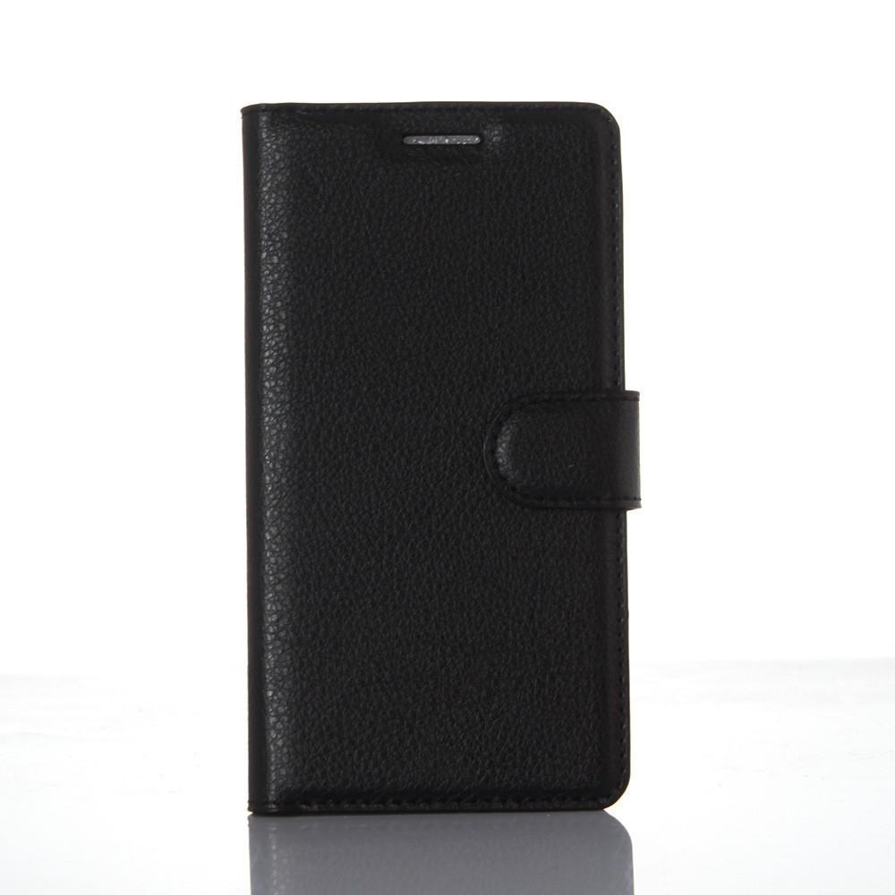 Чехол-книжка Bookmark для Xiaomi Redmi 3 black